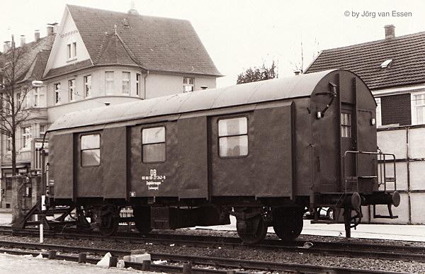 bahndienstwagen bauart 416. Black Bedroom Furniture Sets. Home Design Ideas